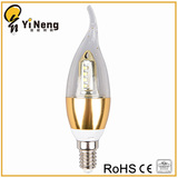 C35 LED Tail CANDLE BULB