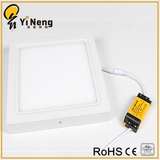 Surface mount square led panel light